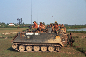 Opcon to 1st Bde 5th Inf Div Feb 1969